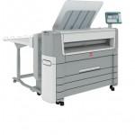 Plotwave 550 2Roll Printer Only er Only Delivery Tray Left Angle_tcm13-1399882