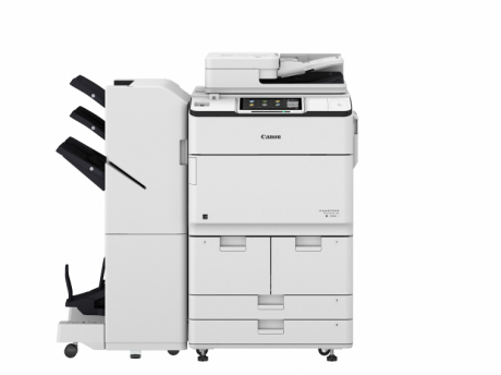 Canon imageRUNNER ADVANCE DX 8705/95/86 Series MFP
